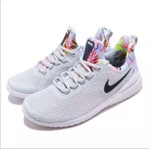 Floral Print Nike Running Shoes | Poshmark